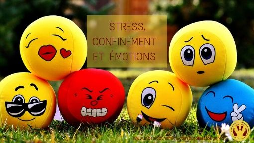 Confinement Stress & Parentalité !